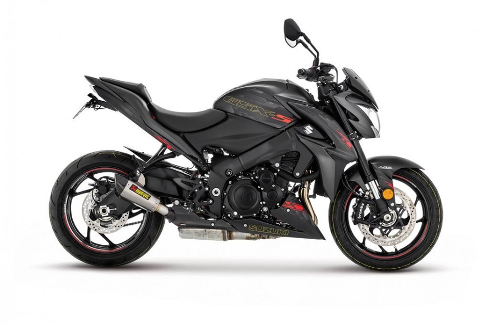 GSX-S 1000 BLACK EDITION ABS