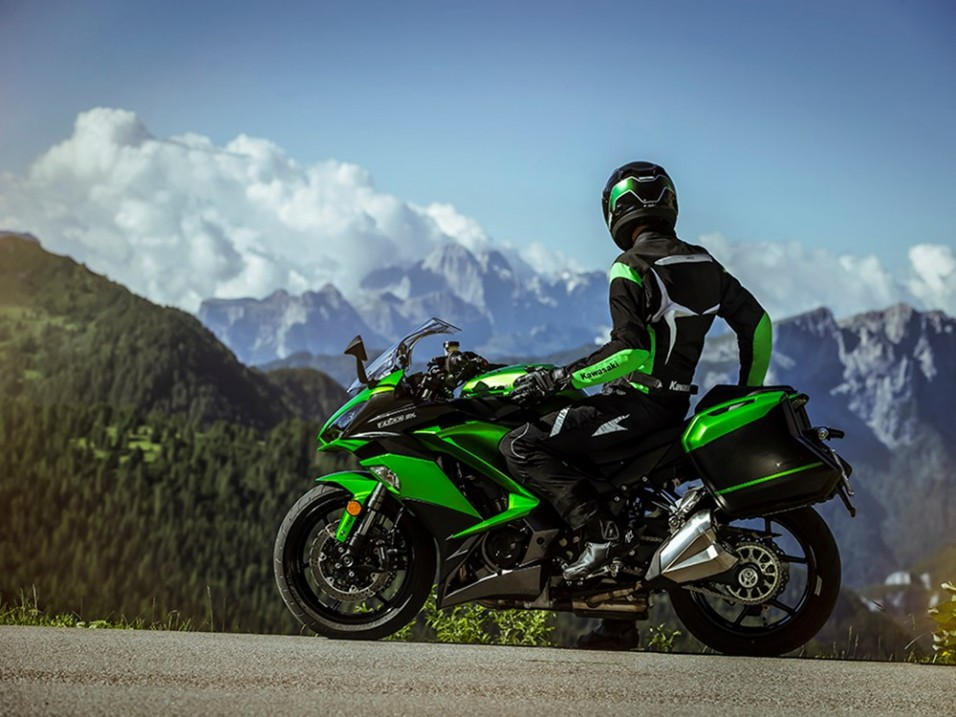 Z1000SX ABS Tourer