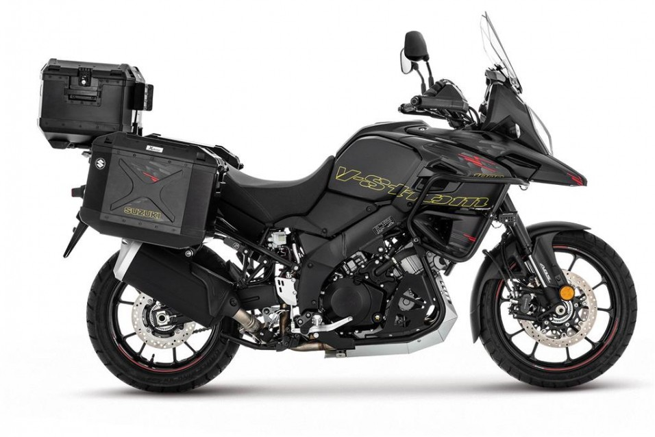 V-STROM 1000 ABS/TCS Black Edition