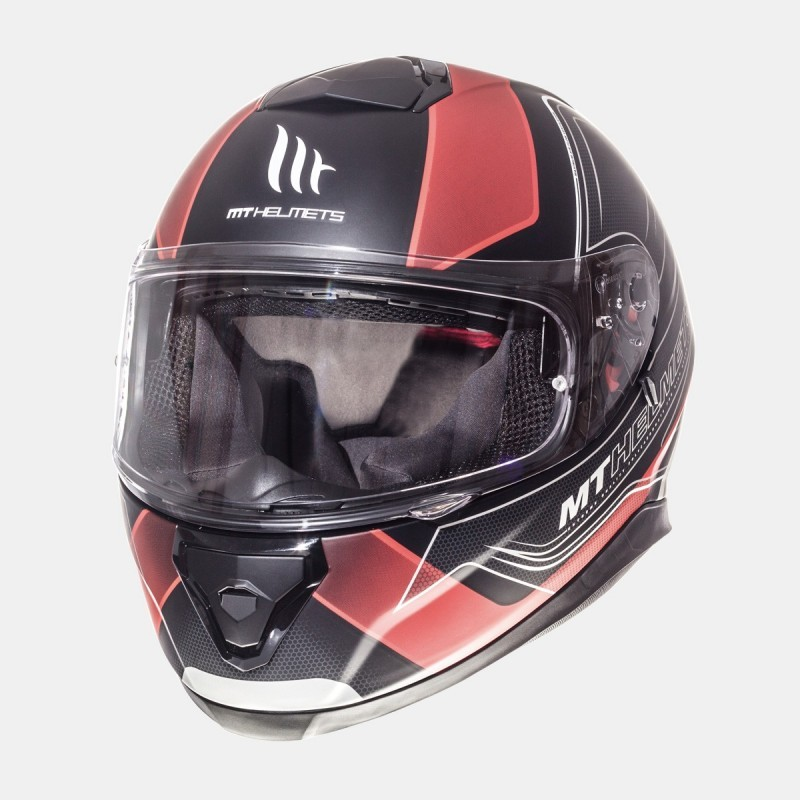 CAPACETE MT THUNDER 3 SV TRACE