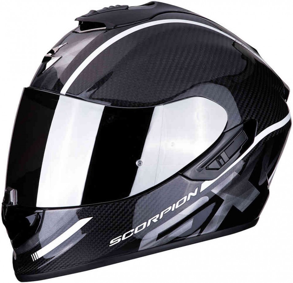CAPACETE SCORPION EXO 1400 AIR CARBON GRAND