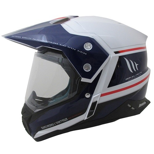 CAPACETE MT SYNCHRONY DUOSPORT SV VINTAGE