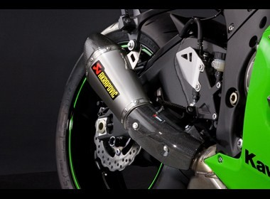 ESCAPE  AKRAPOVIC KAWASAKI ZX-10R