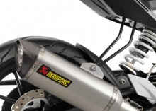 ESCAPES : SUPORTE ESPECIAL PARA PONTEIRA SLIP-ON AKRAPOVIC