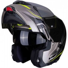 CAPACETE SCORPION EXO-3000 AIR CREED